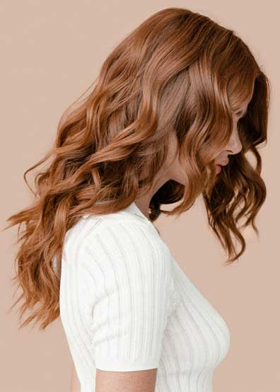 Reflection Hair Care Collection for Preserving Hair Color